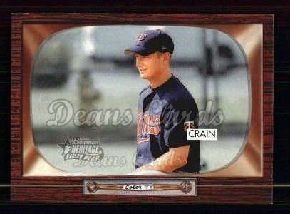 2004 Bowman Heritage #285   -  Zach Duke First Year
