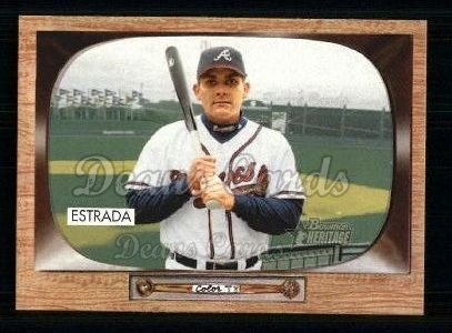 2004 Bowman Heritage #43  Johnny Estrada