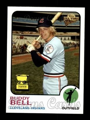 2004 Topps All-Time Fan Favorites #123  Buddy Bell