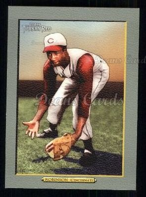 2005 Topps Turkey Red #307  Frank Robinson
