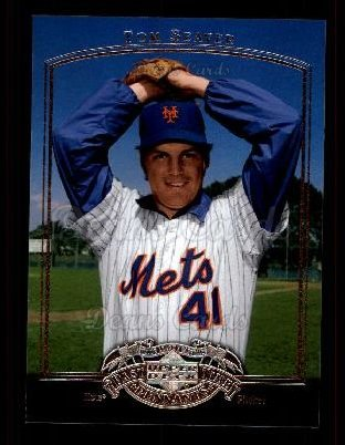 2005 Upper Deck Past Time Pennants #81  Tom Seaver