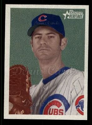 2006 Bowman Heritage #96  Mark Prior