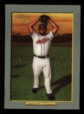 2006 Topps Turkey Red #326  C.C. Sabathia