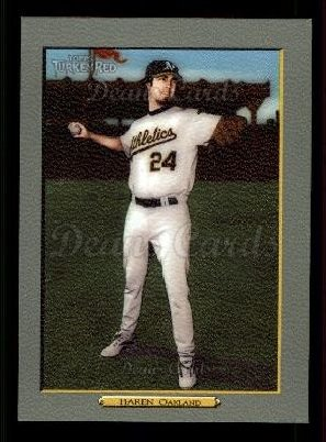 2006 Topps Turkey Red #523  Dan Haren