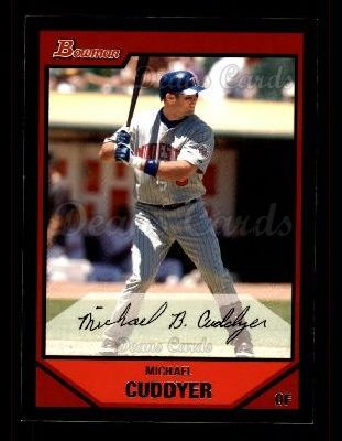 2007 Bowman #94  Michael Cuddyer