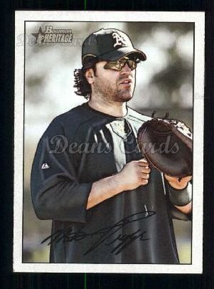 2007 Bowman Heritage #145  Mike Piazza