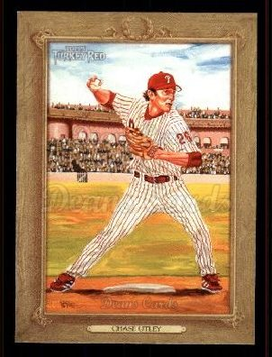 2007 Topps Turkey Red #66 N Chase Utley