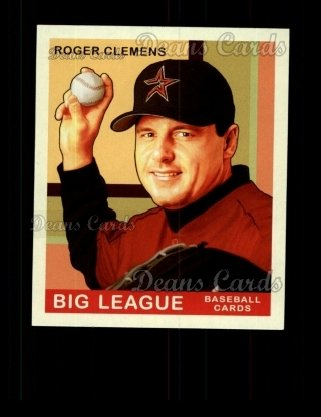 2007 Upper Deck Goudey Green Backs #239  Roger Clemens