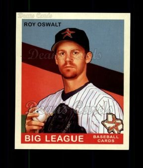 2007 Upper Deck Goudey Green Backs #90  Roy Oswalt
