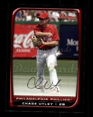 2008 Bowman #125  Chase Utley