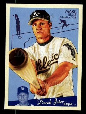 2008 Upper Deck Goudey #134  Mark Ellis
