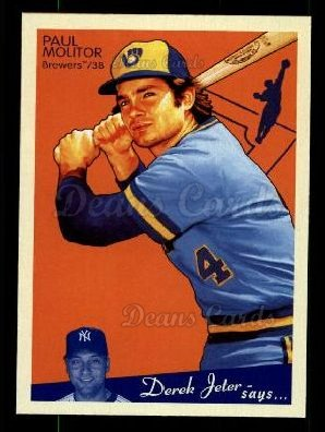 2008 Upper Deck Goudey #213  Paul Molitor