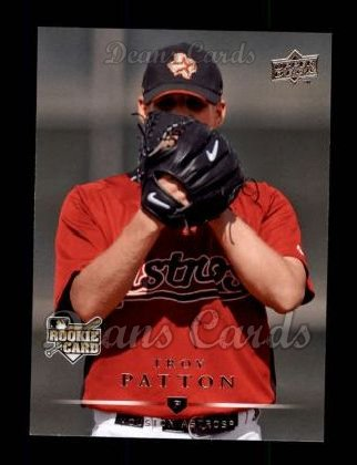 2008 Upper Deck #335  Troy Patton