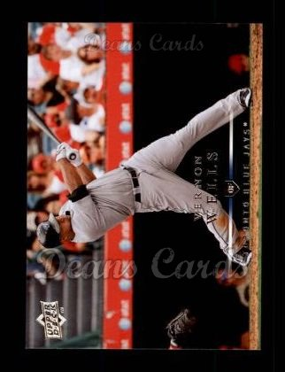 2008 Upper Deck #40  Vernon Wells