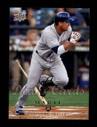 2008 Upper Deck #481  Andy Marte