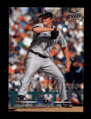2008 Upper Deck #682  BJ Ryan