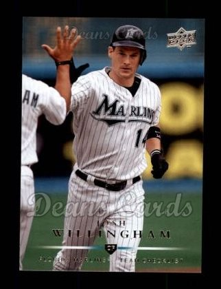 2008 Upper Deck #765  Josh Willingham