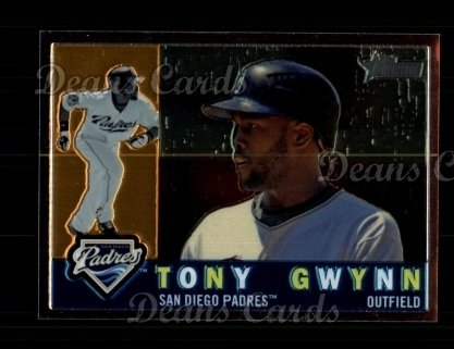 2009 Topps Heritage Chrome #126  Tony Gwynn Jr.