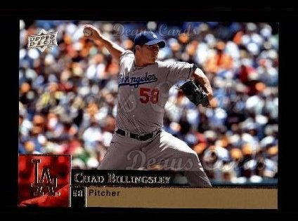 2009 Upper Deck #193  Chad Billingsley