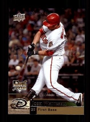 2009 Upper Deck #430  Josh Whitesell