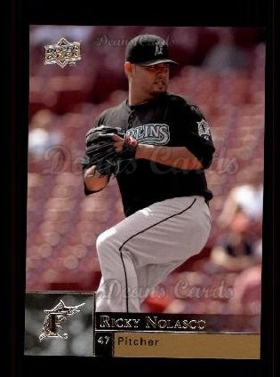 2009 Upper Deck #651  Ricky Nolasco
