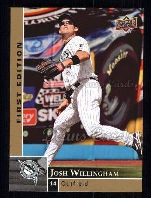 2009 Upper Deck First Edition #116  Josh Willingham