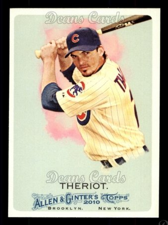 2010 Topps Allen & Ginter #346  Ryan Theriot