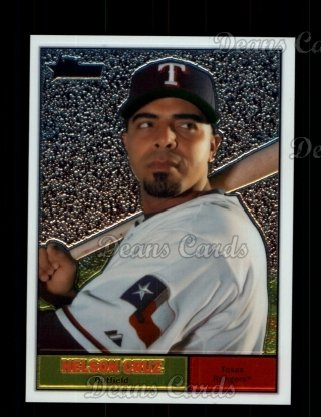 2010 Topps Heritage Chrome #73  Nelson Cruz