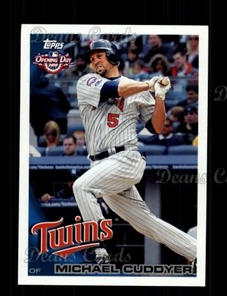2010 Topps Opening Day #148  Michael Cuddyer