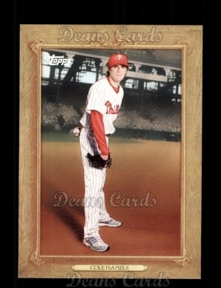 2010 Topps Turkey Red #11 TR Cole Hamels
