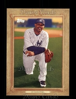 2010 Topps Turkey Red #20 TR C.C. Sabathia