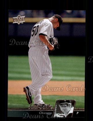 2010 Upper Deck #137  John Danks