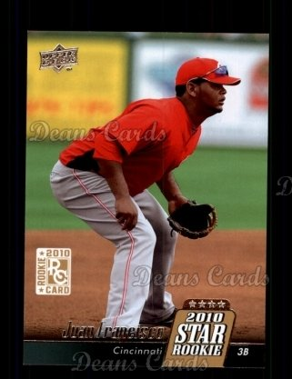 2010 Upper Deck #17  Juan Francisco