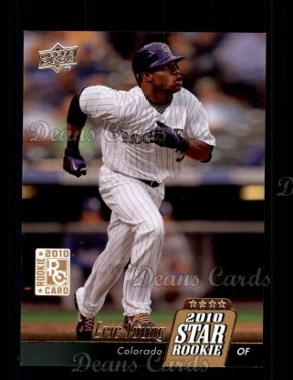 2010 Upper Deck #3  Eric Young Jr.