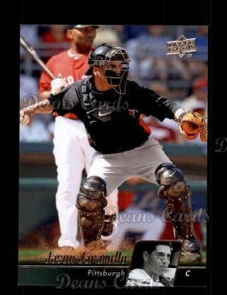 2010 Upper Deck #395  Jason Jaramillo