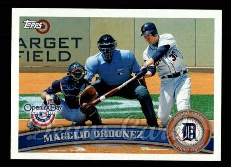 2011 Topps Opening Day #177  Magglio Ordonez