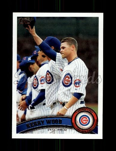 2011 Topps Update #115  Kerry Wood