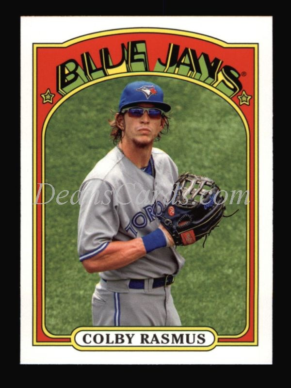 2013 Topps 1972 Minis #40  Colby Rasmus