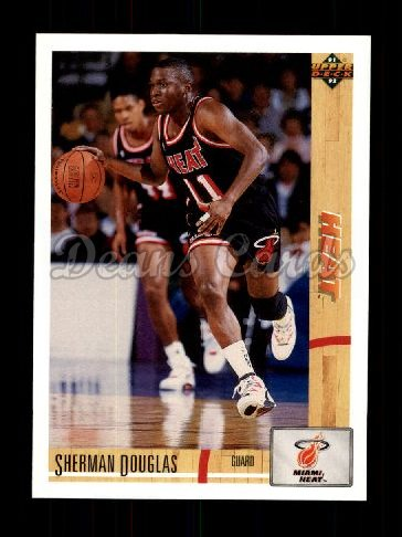 1991 Upper Deck #122  Sherman Douglas