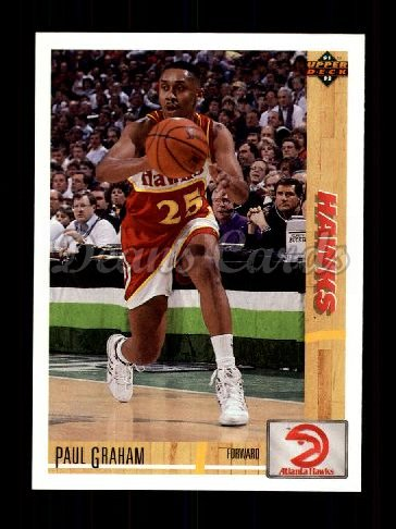 1991 Upper Deck #431  Paul Graham