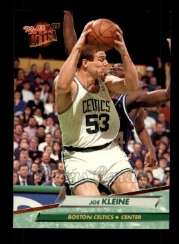 1992 Fleer Ultra #12  Joe Kleine