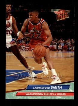 1992 Fleer Ultra #190  LaBradford Smith