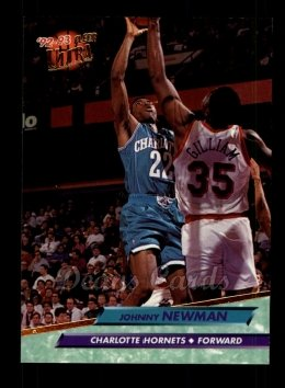 1992 Fleer Ultra #22  Johnny Newman