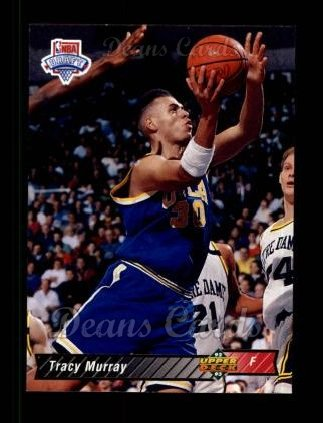 1992 Upper Deck #13  Tracy Murray