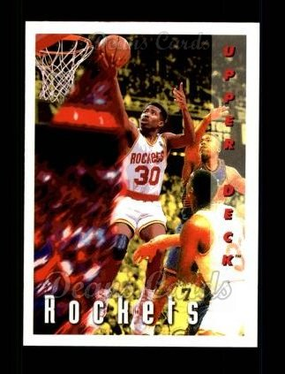 1992 Upper Deck #359   -  Kenny Smith Team Fact Card