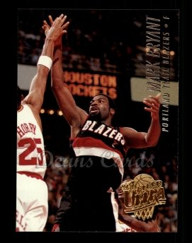 1994 Fleer Ultra #154  Mark Bryant