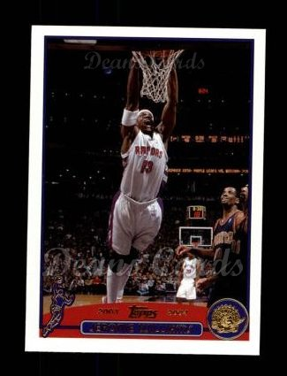 2003 Topps #207  Jerome Williams