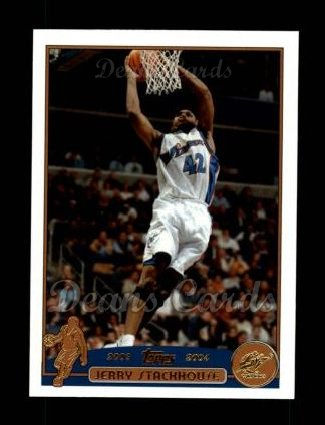 2003 Topps #52  Jerry Stackhouse