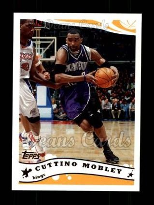 2005 Topps #12  Cuttino Mobley