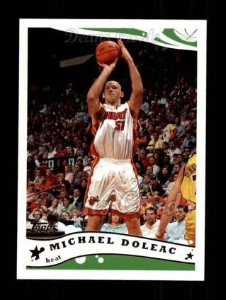 2005 Topps #139  Michael Doleac